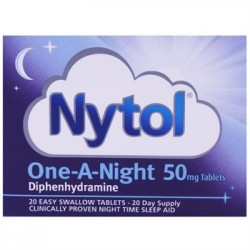 NYTOL One-a-Night - 20 Tablets