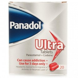 PANADOL Ultra - 20 Tablets