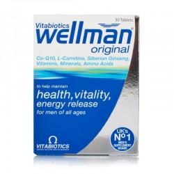 WELLMAN Original - 30 Tablets