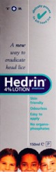 HEDRIN Lotion 4% 150ml