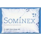 SOMINEX - 8 Tablets