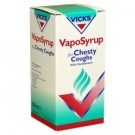 VICKS Vaposyrup Chesty Cough - 120ml