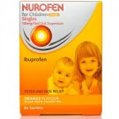 NUROFEN FOR CHILDREN Singles Orange 100mg/5ml - 8 pack