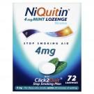 NIQUITIN CQ Original - 72 Lozenges