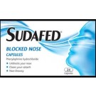 SUDAFED Blocked Nose - 12 Capsules