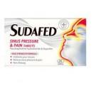 SUDAFED Sinus Pressure & Pain - 24 Tablets