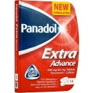 PANADOL Extra Advance Tablets - 14 Pack