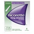 NICORETTE Inhalator 15mg - 4 Cartridges
