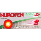 NUROFEN EXPRESS Liquid capsules 200mg -10 pack