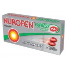 NUROFEN EXPRESS Liquid capsules 200mg -16 pack
