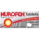NUROFEN Tablets 200mg - 48 pack
