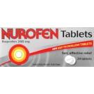 NUROFEN Tablets 200mg - 24 pack