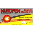 NUROFEN Tension Headache 342mg -12 Tablets