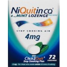 NIQUITIN CQ - Mint - 72 Lozenges