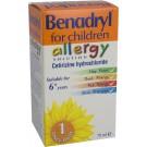 BENADRYL Allergy Solution Relief 1mg/ml- 70ml