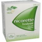 NICORETTE Freshmint Gum 2mg - 210 Pack