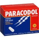 PARACODOL - 32 Capsules