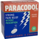 PARACODOL Soluble Tablets - 32 Pack