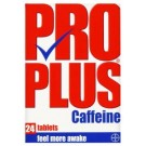 PRO-PLUS Caffeine - 24 Tablets