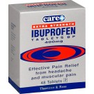 Ibuprofen 400mg - 48 Tablets