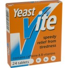 YEAST-VITE - 24 Tablets