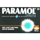 PARAMOL - 24 Tablets *Please note - we can only dispatch 1 codeine item per order*