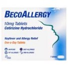 BECOALLERGY One-A-Day - 7 Tablets