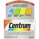 Centrum Advance Multivitamins 30 Tablets