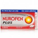 NUROFEN Plus - 24 Tablets *Please note - we can only dispatch 1 codeine item per order*