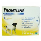 Frontline Spot on for Small Dogs - 6 Pipettes