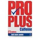 PRO-PLUS Caffeine - 48 Tablets