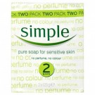 Simple Pure Soap - Twin Pack