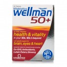 WELLMAN 50+ - 30 Tablets