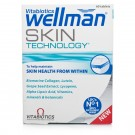 WELLMAN Skin Technology- 60 Tablets
